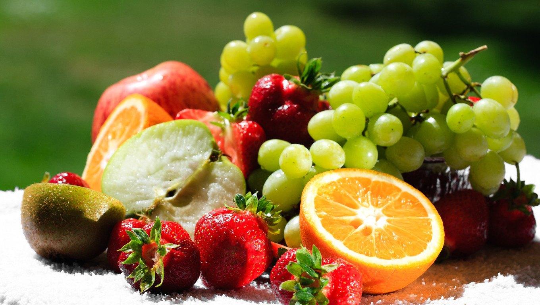 Her çeşit meyve ve sebze tüketin