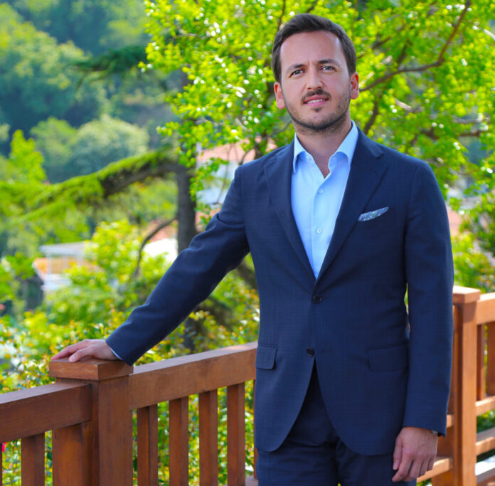 GYODER'in yeni başkanı Mehmet Kalyoncu oldu.