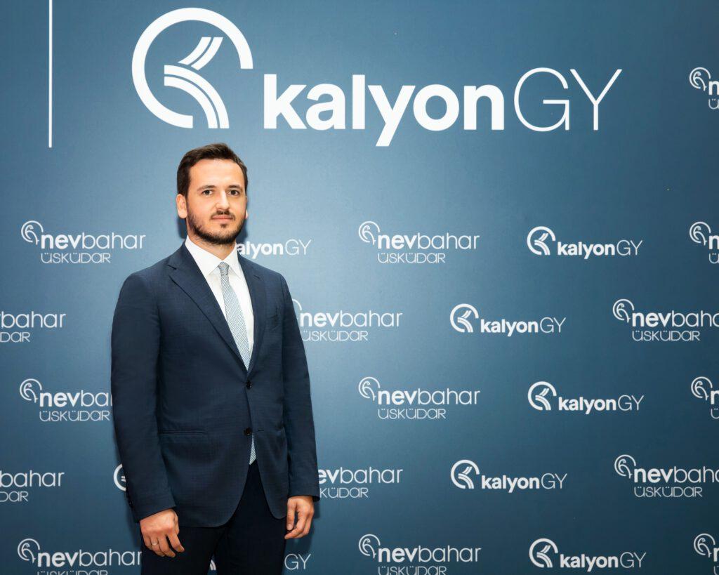 Kalyon Holding Yönetim Kurulu Üyesi Mehmet Kalyoncu