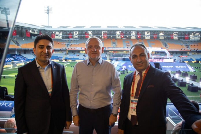 BİREVİM, İstanbul Medipol Başakşehir FK
