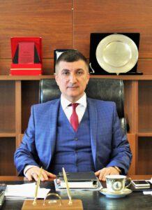 TORKAM İnşaat İcra Kurulu Başkanı Mahmut Dereli,
