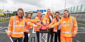 Rönesans Holding'in Hollanda'daki grup şirketi Ballast Nedam tarafından inşa edilen Hollanda'nın en uzun kara tüneli