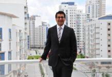 Temeltaş Proje Geliştirme şirketinin Genel Müdürü Ahmet Temeltaş