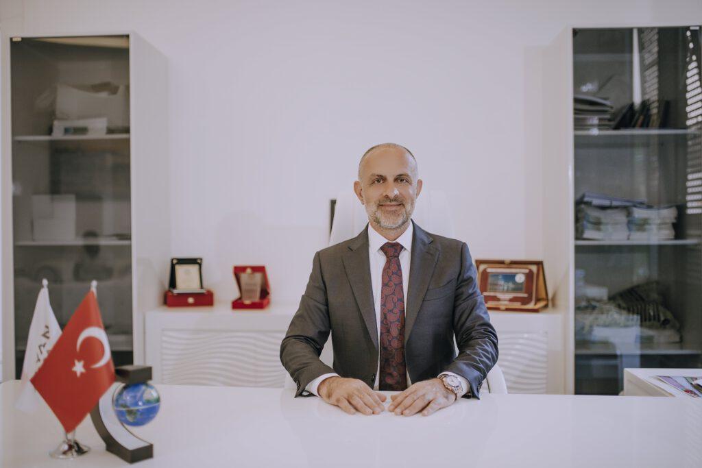Alyans İnşaat Yönetim Kurulu Başkanı Cemal Ergün