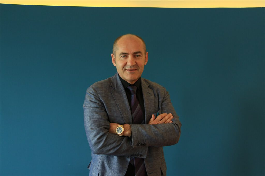 Akman Holding ve SAMM Developments Yönetim Kurulu Başkanı Ali Akman